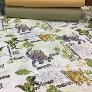 динозавър рекст детски комплект